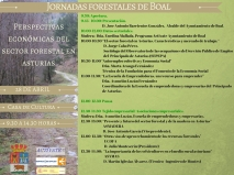 Jornadas forestales de Boal 28 de abril