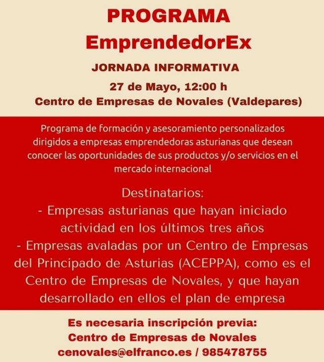 Programa Emprendedorex